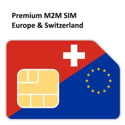 Light - M2M-SIM-Karte mit...